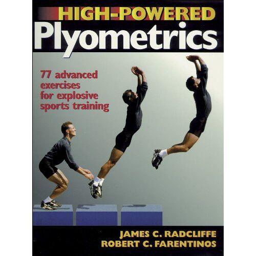 James Radcliffe - High Powered Plyometrics - Preis vom 16.06.2021 04:47:02 h