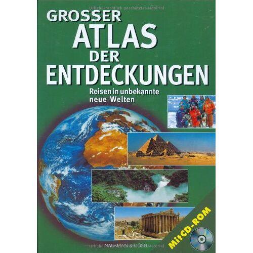 - Großer Atlas der Entdeckungen - Preis vom 19.06.2021 04:48:54 h