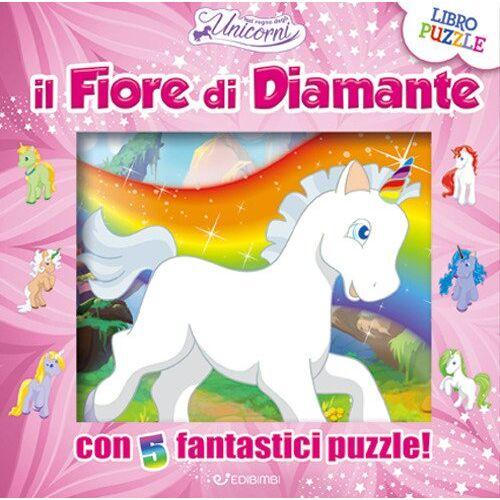 - Il fiore di diamante. Nel regno degli unicorni. Libro puzzle - Preis vom 15.06.2021 04:47:52 h