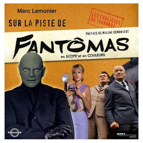 Marc Lemonier - Sur la piste de Fantômas - Preis vom 13.06.2021 04:45:58 h