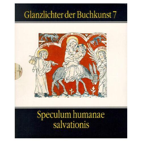 Willibrord Neumüller - Speculum humanae salvationis. Codex Cremifanensis 243 des Benedikterstiftes Kremsmünster - Preis vom 20.06.2021 04:47:58 h