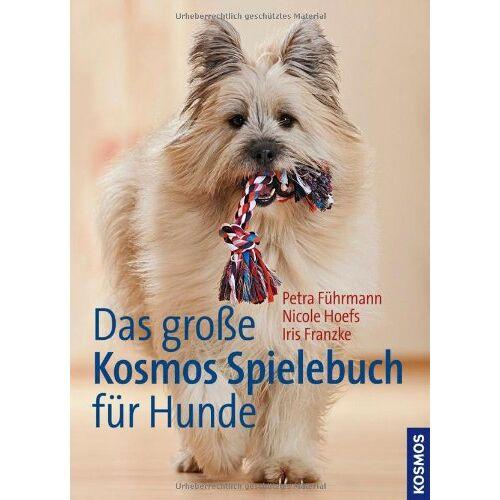 Iris Franzke - Das große Kosmos Spielebuch für Hunde - Preis vom 15.06.2021 04:47:52 h