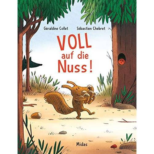 - Voll auf die Nuss! (Midas Kinderbuch) - Preis vom 11.06.2021 04:46:58 h