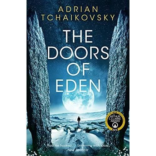 Adrian Tchaikovsky - The Doors of Eden: Adrian Tchaikovsky - Preis vom 21.06.2021 04:48:19 h