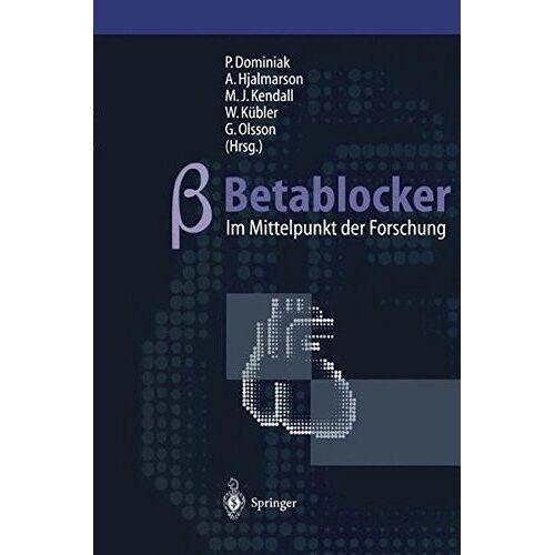 P. Dominiak - Betablocker ― im Mittelpunkt der Forschung - Preis vom 18.06.2021 04:47:54 h