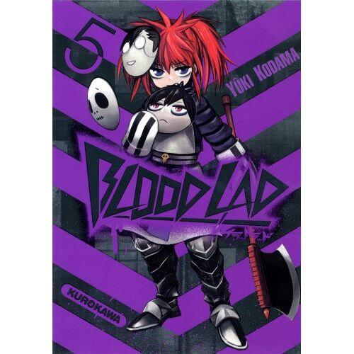 Yuuki Kodama - Blood Lad, Tome 5 : - Preis vom 22.09.2021 05:02:28 h
