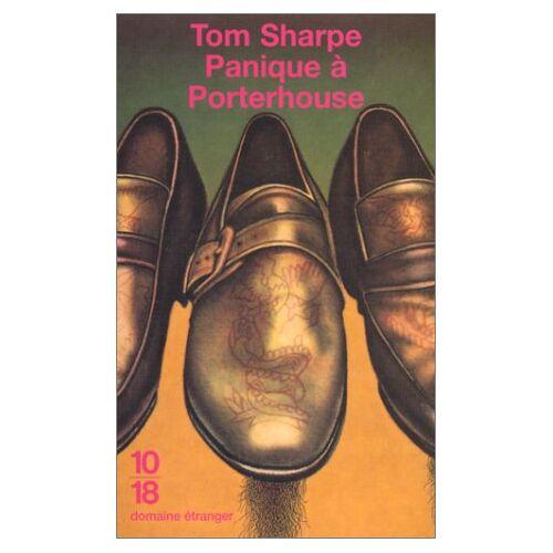 Tom Sharpe - Panique à Porterhouse - Preis vom 11.06.2021 04:46:58 h