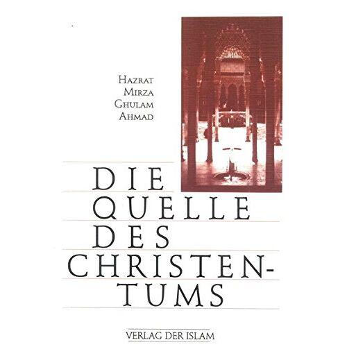 - Die Quelle des Christentums - Preis vom 20.06.2021 04:47:58 h