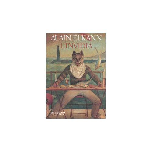 Alain Elkann - L'invidia - Preis vom 22.06.2021 04:48:15 h