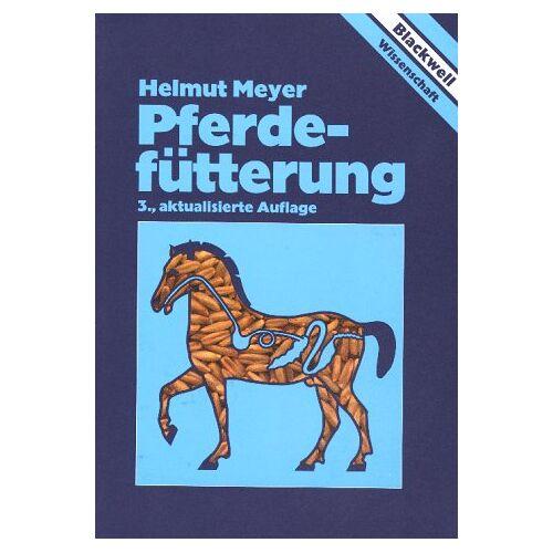 Helmut Meyer - Pferdefütterung - Preis vom 14.06.2021 04:47:09 h
