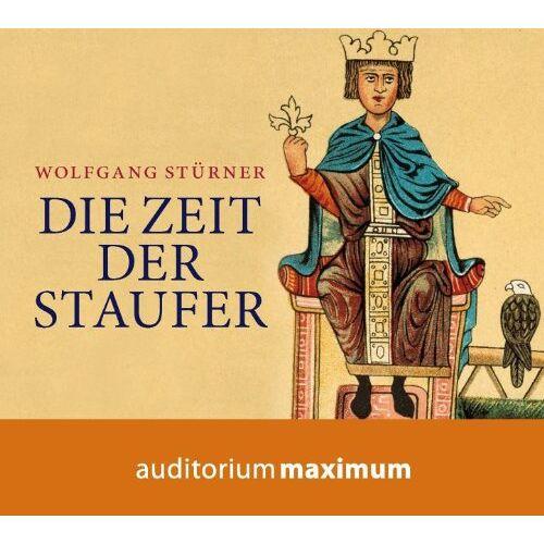Wolfgang Stürner - Die Zeit der Staufer - Preis vom 17.06.2021 04:48:08 h