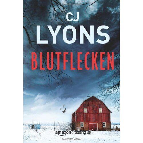 CJ Lyons - Blutflecken (Ein Lucy-Guardino-Thriller) - Preis vom 15.06.2021 04:47:52 h