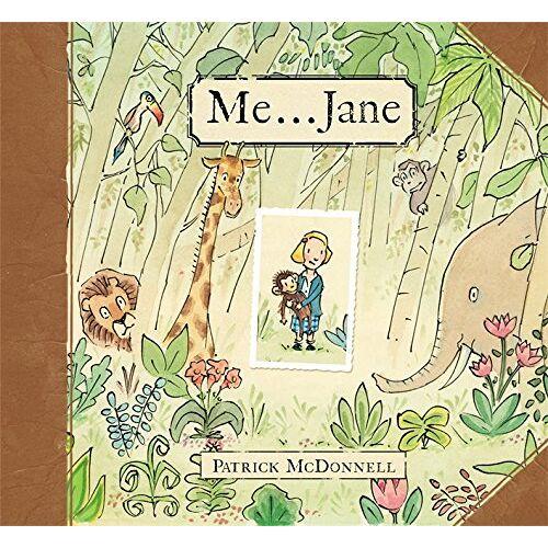 Patrick McDonnell - Me . . . Jane (Mcdonnell, Patrick) - Preis vom 15.06.2021 04:47:52 h