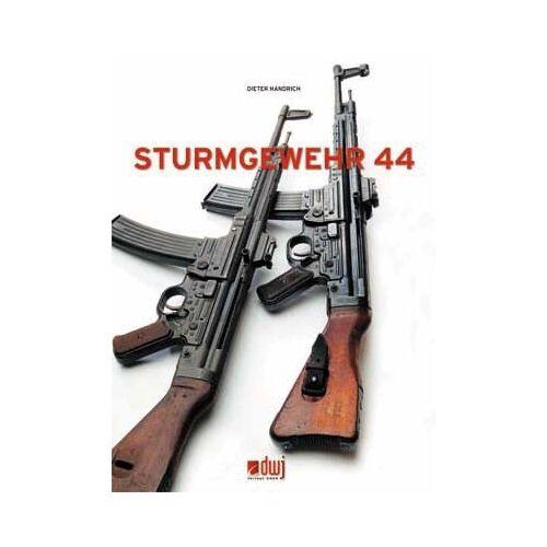 Dieter Handrich - Sturmgewehr 44 - Preis vom 13.06.2021 04:45:58 h