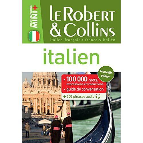 Collectif - Le Robert & Collins mini italien - Preis vom 16.06.2021 04:47:02 h