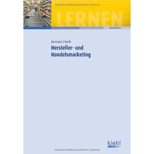 Ingrid Bormann - Hersteller- und Handelsmarketing - Preis vom 21.06.2021 04:48:19 h