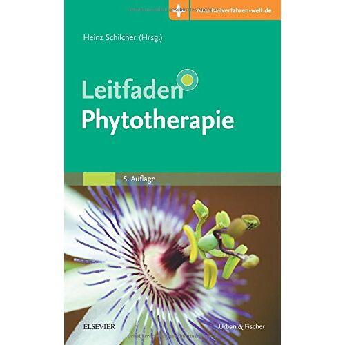 Heinz Schilcher - Leitfaden Phytotherapie: Mit Zugang zur Medizinwelt (Klinikleitfaden) - Preis vom 17.09.2021 04:57:06 h