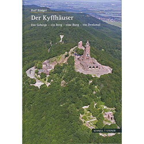 Rödger - Der Kyffhäuser: Ein Gebirge, ein Berg, eine Burg, ein Denkmal (Große Kunstführer) - Preis vom 12.06.2021 04:48:00 h
