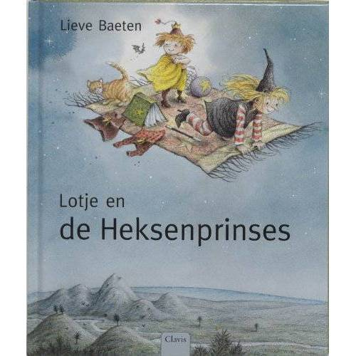 L. Baeten - Lotje en de Heksenprinses / druk 1 - Preis vom 12.10.2021 04:55:55 h