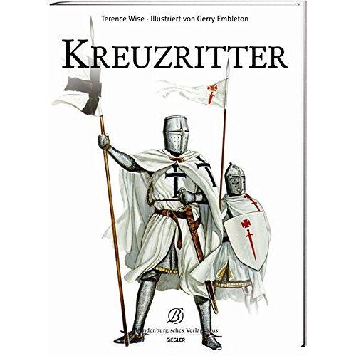 Terence Wise - Kreuzritter - Preis vom 17.06.2021 04:48:08 h