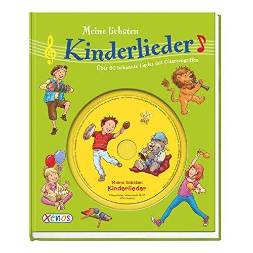 - Meine liebsten Kinderlieder mit CD: 80 bekannte Lieder mit Gitarrengriffen - Preis vom 19.06.2021 04:48:54 h