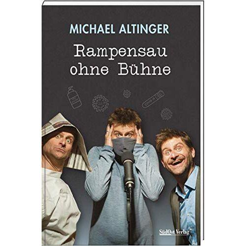 Michael Altinger - Rampensau ohne Bühne - Preis vom 20.06.2021 04:47:58 h