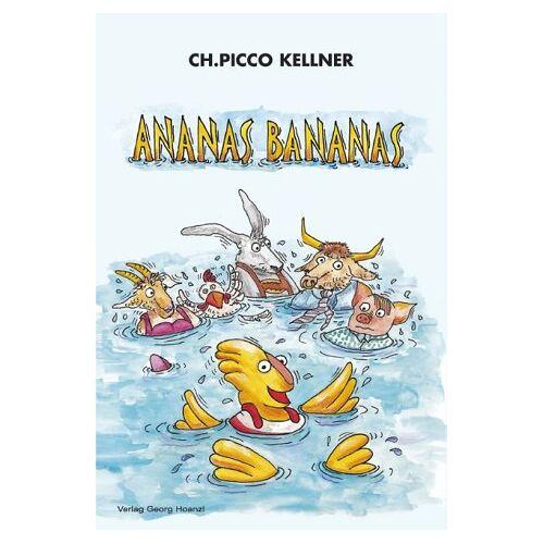 Picco Kellner - Ananas Bananas - Preis vom 12.10.2021 04:55:55 h