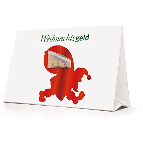- Geldgeschenkkarten Weihnachten - Preis vom 29.07.2021 04:48:49 h