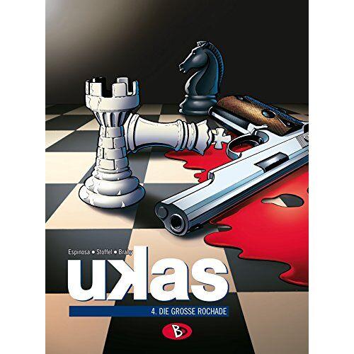 Luc Brahy - Ukas #4: Die grosse Rochade - Preis vom 17.05.2021 04:44:08 h
