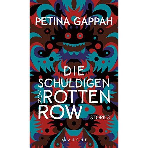 Petina Gappah - Die Schuldigen von Rotten Row - Preis vom 16.05.2021 04:43:40 h
