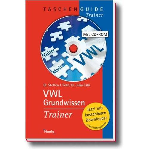 Julia Fath - VWL Grundwissen Trainer - Preis vom 18.06.2021 04:47:54 h