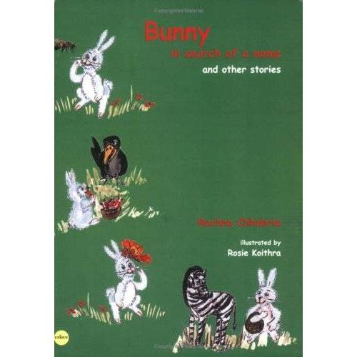 Rachna Chabria - Bunny in Search of a Name and Other Stories - Preis vom 28.07.2021 04:47:08 h