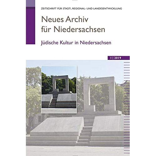 Wissenschaftliche Gesellschaft zum Studium Niedersachsens e.V. - Neues Archiv für Niedersachsen 1.2019: Jüdische Kultur in Niedersachsen - Preis vom 09.06.2021 04:47:15 h