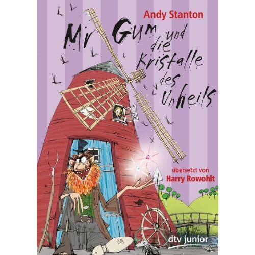 Andy Stanton - Mr Gum und die Kristalle des Unheils - Preis vom 22.09.2021 05:02:28 h