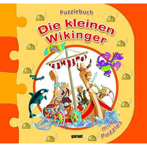 - Die kleinen Wikinger: Puzzlebuch - Preis vom 23.07.2021 04:48:01 h
