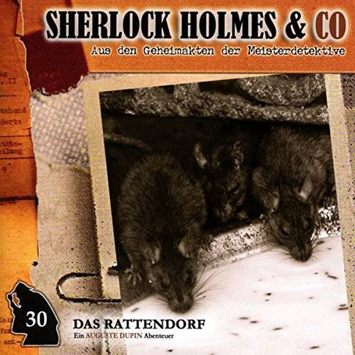 Sherlock Holmes & Co - Das Rattendorf-Vol.30 - Preis vom 09.06.2021 04:47:15 h