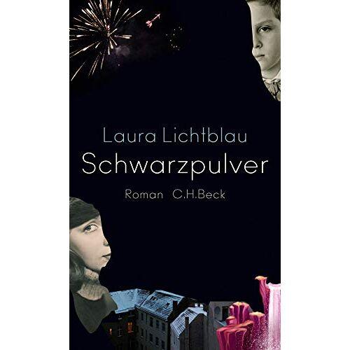 Laura Lichtblau - Schwarzpulver: Roman - Preis vom 13.06.2021 04:45:58 h