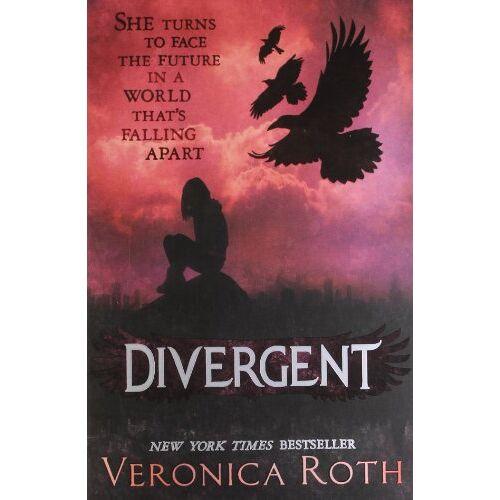 Veronica Roth - Divergent (Divergent Trilogy) - Preis vom 27.10.2021 04:52:21 h