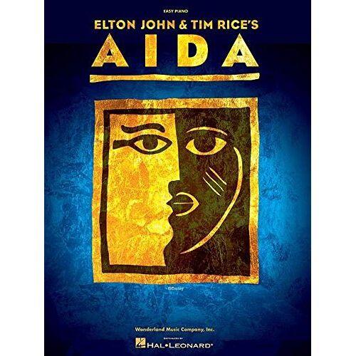 - Disney Aida (John/Rice) Easy Piano (Disney Aida, arranged for easy piano.): Noten für Klavier - Preis vom 19.06.2021 04:48:54 h