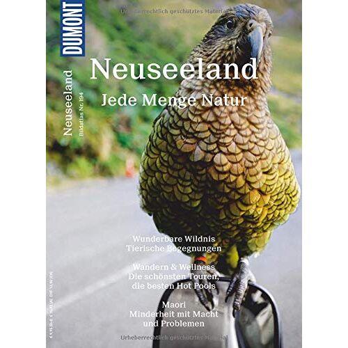 Bruni Gebauer - DuMont Bildatlas 194 Neuseeland: Jede Menge Natur - Preis vom 15.06.2021 04:47:52 h