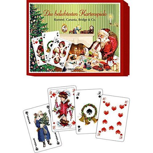 - Schachtelspiel - Die beliebtesten Kartenspiele (Nostalgie): Rommé, Canasta, Bridge & Co. - Preis vom 13.06.2021 04:45:58 h