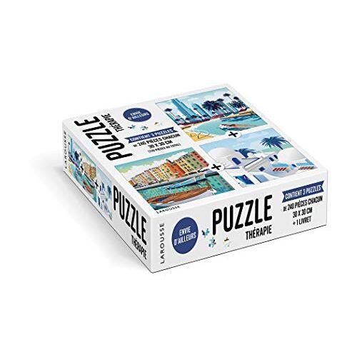 Isabelle Jeuge-Maynart - Puzzle Thérapie - Envie d'ailleurs - Preis vom 16.10.2021 04:56:05 h