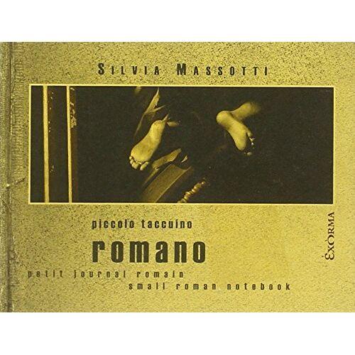 Silvia Massotti - Piccolo taccuino romano - Preis vom 21.06.2021 04:48:19 h