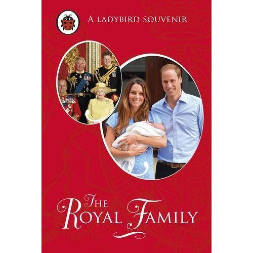 Ladybird - The Royal Family: A Ladybird Souvenir Book - Preis vom 18.06.2021 04:47:54 h