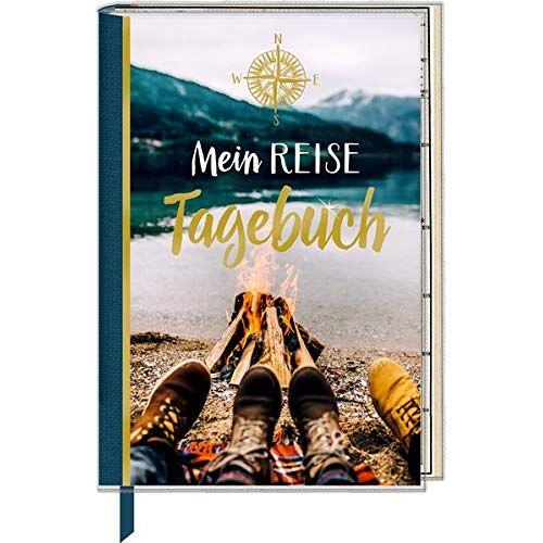 - Eintragbuch mit Sammeltasche - Mein Reisetagebuch - Preis vom 17.06.2021 04:48:08 h