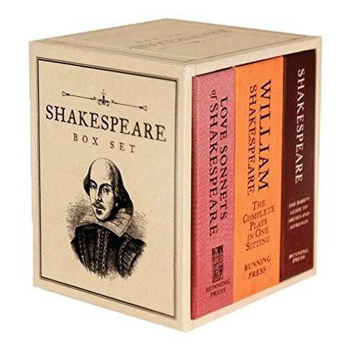 William Shakespeare - Shakespeare Box Set - Preis vom 30.07.2021 04:46:10 h