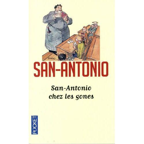 San-Antonio - San-Antonio chez les gones - Preis vom 19.06.2021 04:48:54 h