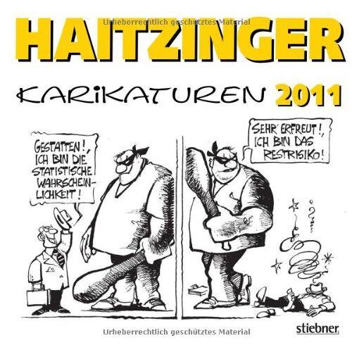 Horst Haitzinger - Haitzinger Karikaturen 2011 - Preis vom 14.06.2021 04:47:09 h