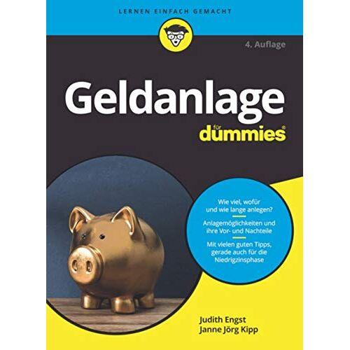 Judith Engst - Geldanlage für Dummies - Preis vom 09.06.2021 04:47:15 h