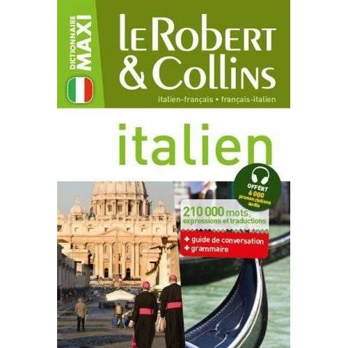 Le Robert & Collins - Le Robert & Collins italien Maxi - Preis vom 16.06.2021 04:47:02 h